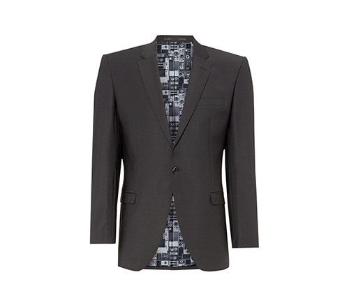 ben sherman grey short jacket