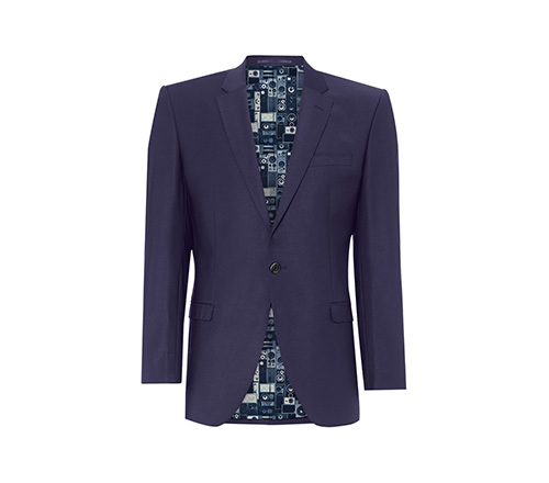 ben sherman navy short jacket
