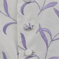 Ivory Lilac Leaf