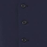 Slim Fit Blue Waistcoat