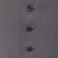 Slim Fit Grey Waistcoat