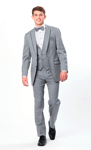 Alfred Angelo Gray Tux