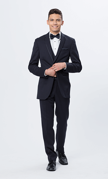 Michael Kors Midnight Blue Tux