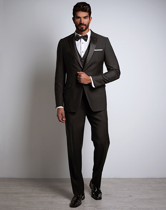 Alfred Angelo Black Tux | Xedo Tuxedo Rental