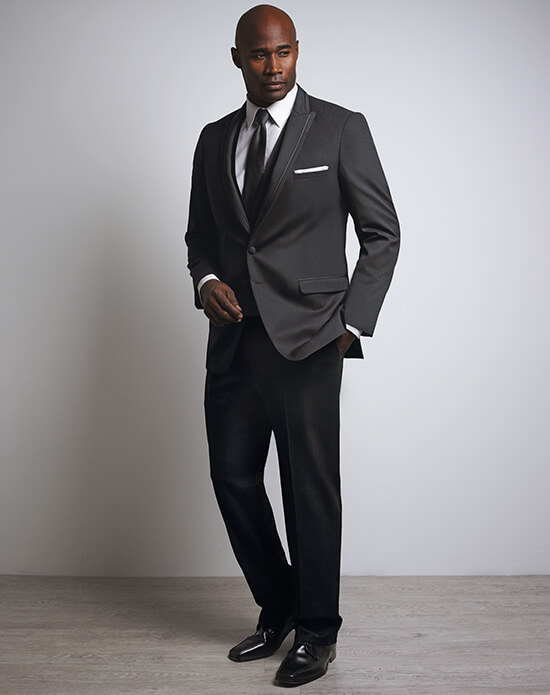Allure Men Black Onyx Tux | Xedo Tuxedo Rental
