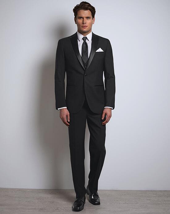 Justin Alexander Black Tux | Xedo Tuxedo Rental