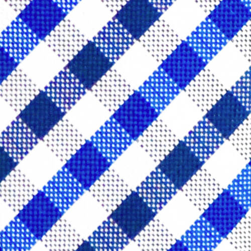 Ben Sherman Blue House Gingham